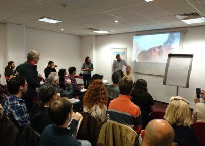 Kangfu Seminars Europe | YNSA Workshop