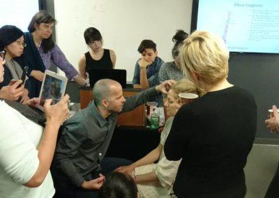 Kangfu Seminars | David Bomzon demonstrating YNSA